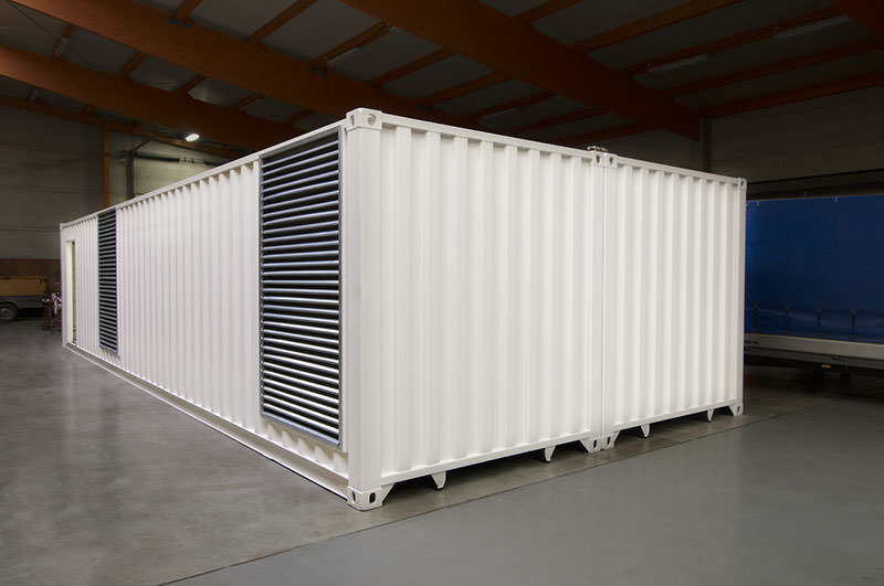 20 ft Containerstation